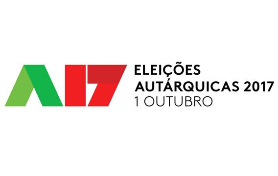 Logotipo Autárquicas 2017