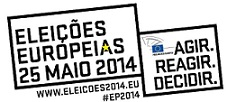 Logotipo Europeias 2014